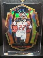 2018 Panini Select Premier Tie-Dye Prizm /25 Ronald Jones II Rookie RC Bucaneers