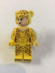 Genuine Lego DC Superheroes Collectible Minifigure Cheetah