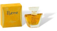 "Lancome - ""poeme"" perfume miniatura frasco 4ml edp Eau de Parfum con Box"