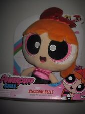 The Powerpuff Girls 8 inch Plush - Blossom Belle , NEW CONDITION