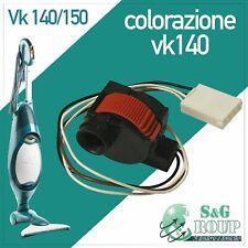 INTERRUTTORE COMPATIBILE ASPIRAPOLVERE VORWERK FOLLETTO VK140 VK150 ROSSO IV140