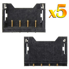 5x For Apple MacBook Pro A1342 A1278 A1286 A1297 A1260 A1226 Fan Connector 4 Pin