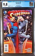 Superman (2011 3rd Series) #35 Romita Jr Variant CGC 9.8 1:100