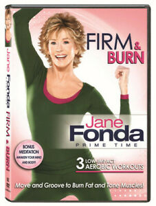 Prime Time: Firm and Burn [New DVD] Dolby, Widescreen