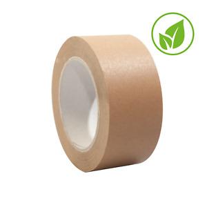 (0,14€/1m) Papierklebeband / Papierpackband / Klebeband Ökologisch & nachhaltig