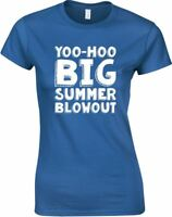 Yoo-Hoo Big Summer Blowout, Ladies Printed T-Shirt