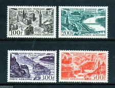 Mint Never Hinged/MNH French Air Mail Stamps