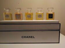 CHANEL (USA) Fragrance Wardrobe coffret de 5 parfums (extraits) en 3.5ml