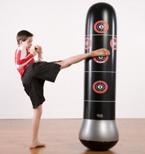 Pure Boxing Mma Target sand Bag Inflatable Punching Bag for Kids 4-10 years old