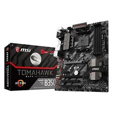 MSI B350 Tomahawk ATX Motherboard for AMD Am4 CPUs