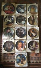 More details for norman rockwell gone with wind heritage collection king i rediscovered woman