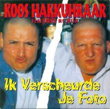 KOOS HAKKUHRAAR ft MC MIEN - Ik verscheurde je foto 2TR CDS 1997 HAPPY HARDCORE
