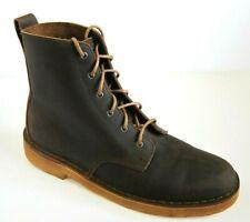 Clark's Mali Brown Beeswax 37705 Desert Boots SZ 7.5M 7.5 M