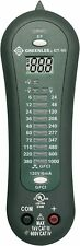 Greenlee Gt 95 Voltage Tester With Lcd Amp Gfci