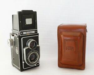 ZEISS IKON IKOFLEX II 852/16 TLR Film 120 Tessar 3.5 75 mm
