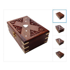 Handmade Indian Wooden Boxes to keep your Jewelry & Accessories