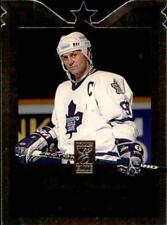 1995-96 Donruss Elite Die Cuts #92 Doug Gilmour