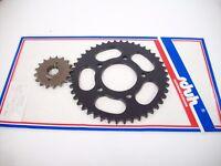Schuh Ritzel Satz /  Sprocket Kit Honda CB 900 F - SC01, SC09  Bol d'Or