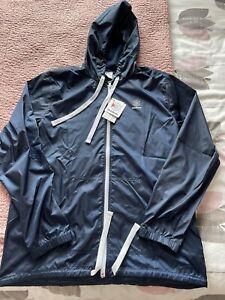 Reebok Windbreaker Festival Rain Jacket
