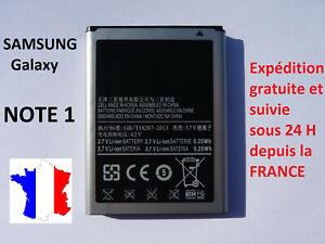 Batterie pour Samsung Galaxy NOTE 1 / Note1 N7000 réf : EB615268VU