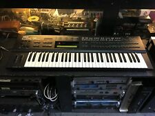 Yamaha DX7 IIFD FM Synthesizer 61 key keyboard with E! Board ,Clean  //ARMENS//