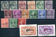 FRANZÖSISCH ANDORRA 1931 19-20 gestempelt vorzüglich etc über 500€(S4461