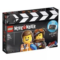 70820 LEGO The LEGO Movie LEGO Movie Maker 482 Pieces Age 8+ New Release 2019!