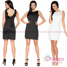Boat Neck Party Patternless Wiggle, Pencil Dresses for Women