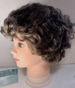 New Paula Young Wig. Color: 18, Size P.  Short curly and stylish. # A 1039  NIB