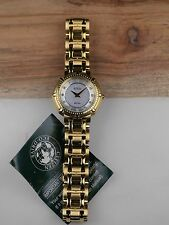 Citizen Women's EW9152-50D J-Class Eco-Drive Diamond Gold-Tone Watch