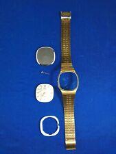 Vintage 7123-5109 Seiko Men's SQ Watch Japn G Shock 4 Parts/Fix