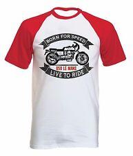 MOTO GUZZI LE MANS 850-NUOVO Amazing Graphic T-Shirt S-M-L-XL - XXL