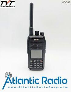 TYT MD-380 UHF 450-520MHz DMR Digital Portable Two-Way Radio 5W Max Output