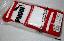 PUMA 735491 21 Olympics V1.08 Fussball Socken Stutzen Strümpfe Rot Weiß 39-42