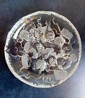 Vintage Crystal Bowl by Mats Jonasson for Royal Krona Sweden-Orchestra Musicians