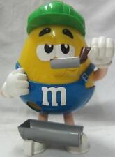 M&M's Yellow Builder Mini Candy Dispenser