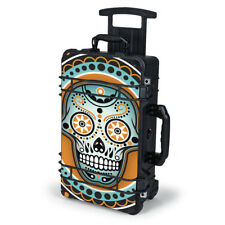 Skin Decal for Pelican Case 1510 / Sugar Skull, day of the Dead