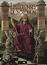 Les colonnes de Salomon intégrale von Willy-Harold ...   Buch   Zustand sehr gut