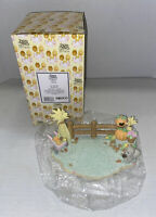 Vintage Precious Moments 2002 Fall Vignette Festival #104026 Figurine Decor