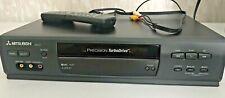 Mitsubishi HS-U747 SVHS VCR 4 Head Turbo Drive Video Cassette Recorder