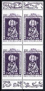 BRD 1997 Mi. Nr. 1914 4er Block Postfrisch LUXUS!!! (33571)