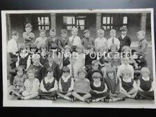 c1932 RP - CLASS PHOTO - Kings Road, Class 5