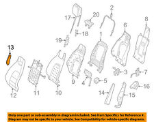 MERCEDES OEM 10-14 E350 Front Seat-Insert Right 0009103275