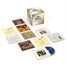 Archiv Produktion - Analogue Recordings 1959 - 1981 [50 CD Box Set] (Audio CD)