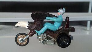 "Mattel Hot Wheels RRRumblers Rumblers Motorcycle ""Bold Eagle""...1970's.."