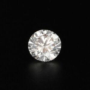 0.51ct Loose Diamond GIA Graded Round Brilliant Solitaire E VVS1