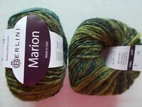 lot of 2 Blush 98 yds each Village Yarn Snuggles baby chenille yarn