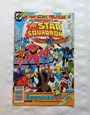 DC Comics All Star Squadron  #25  6.5  FREE SHIP