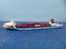 """H&B Schiff 1:1250 Jap. Containerschiff """" NATORI """" HB C 55. Neu. OVP."""
