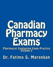 Canadian Pharmacy Exams: Pharmacist Evaluating Exam Practice by Dr Fatima S...